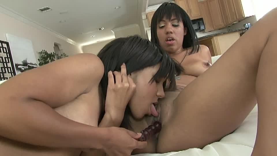Mädchen Spielen Lesbisch Scissor