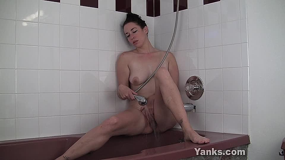selbstbefriedigung dusche anal dreier