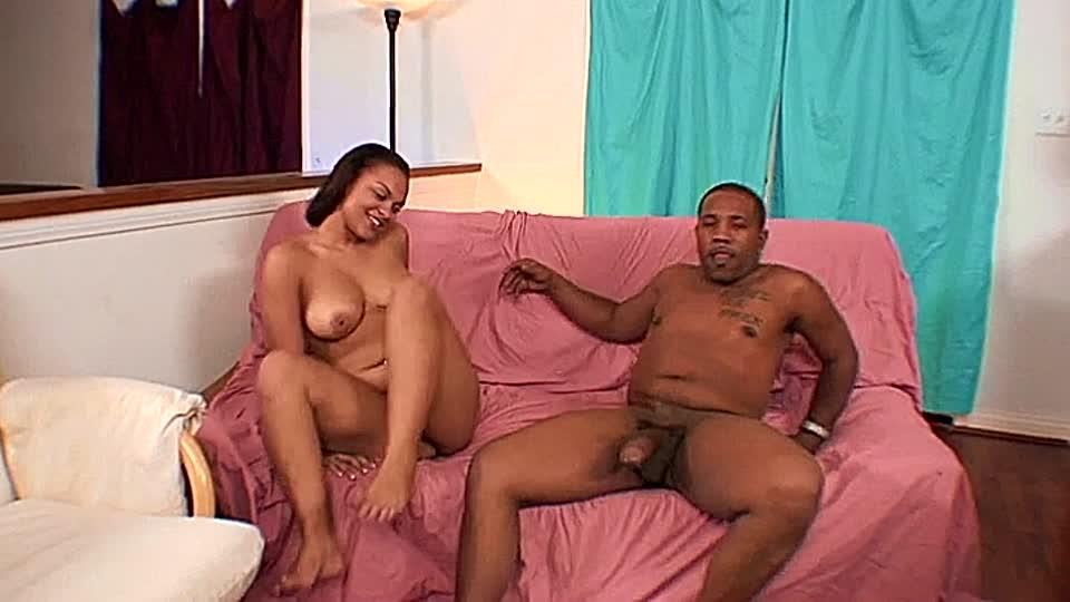 Phat Ass Ebony Threesome