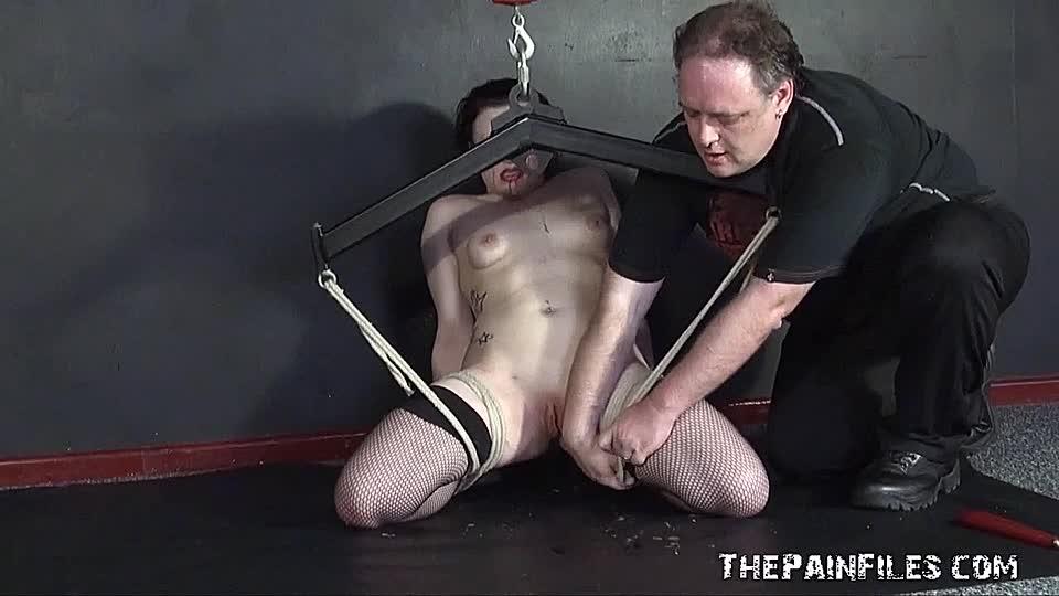 sklaven bestrafen sklavin fesseln