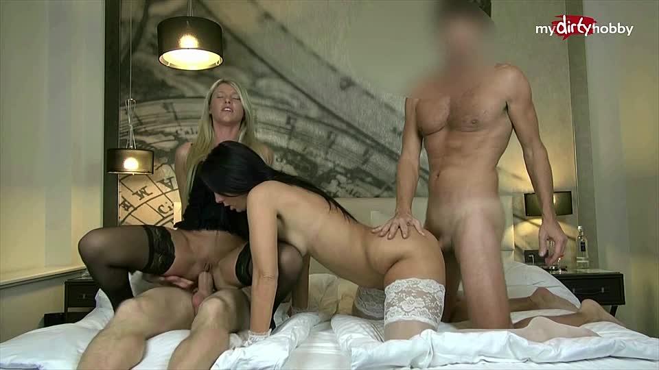 sex zwei paare