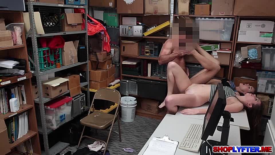 porno beim klauen erwischt